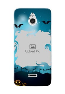 InFocus M2 halloween design with designer frame Design