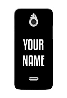 Infocus M2 Your Name on Phone Case