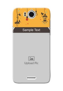 InFocus M530 my family design with hanging icons Design Design