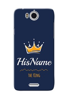 Infocus M530 King Phone Case with Name