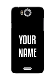 Infocus M530 Your Name on Phone Case