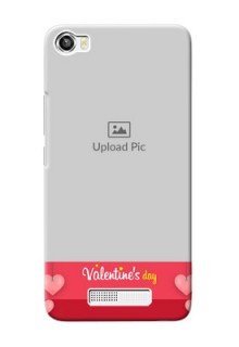 Lava Iris X8 Mobile Back Covers: Valentines Day Design