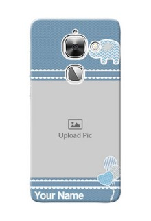 LeEco Le 2 kids design icons with  simple pattern Design Design