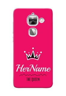 Leeco Le 2 Queen Phone Case with Name