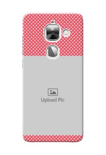 LeEco Le Max 2 White Dots Mobile Case  Design