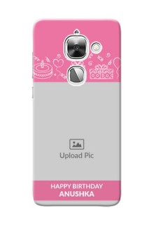 LeEco Le Max 2 plain birthday line arts Design Design