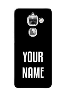 Leeco Le Max 2 Your Name on Phone Case