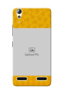 Lenovo A6000 Plus Cute Mobile Cover Design