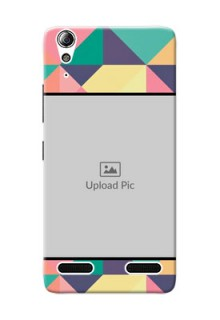 Lenovo A6000 Plus Bulk Picture Upload Mobile Case Design