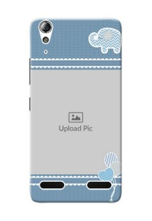 Lenovo A6000 kids design icons with  simple pattern Design Design