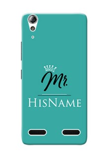 Lenovo A6000 Custom Phone Case Mr with Name