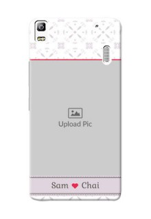 Lenovo A7000 Plus ethnic seamless pattern  Design Design
