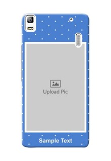Lenovo A7000 Turbo 2 image holder polka dots Design