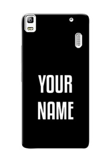 Lenovo A7000 Turbo Your Name on Phone Case