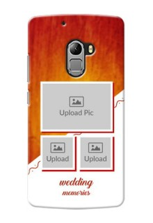 Lenovo A7010 Wedding Memories Mobile Cover Design