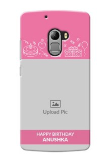 Lenovo A7010 plain birthday line arts Design Design