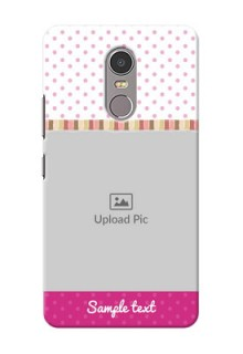Lenovo K6 Note Cute Mobile Case Design