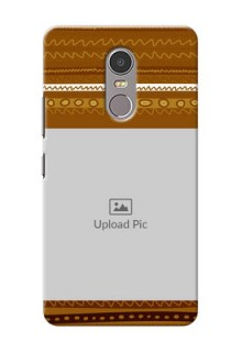 Lenovo K6 Note Friends Picture Upload Mobile Cover Design