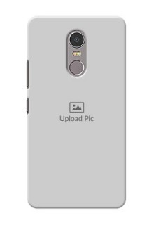 Lenovo K6 Note Full Picture Upload Mobile Back Cover Design