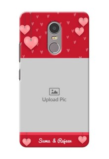 Lenovo K6 Note valentines day couple Design