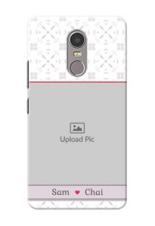 Lenovo K6 Note ethnic seamless pattern  Design Design