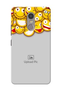 Lenovo K6 Note smileys pattern Design Design
