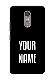 Lenovo K6 Note Your Name on Phone Case