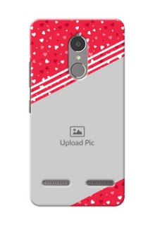 Lenovo Vibe K6 Power Valentines Gift Mobile Case Design