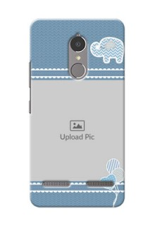Lenovo Vibe K6 Power kids design icons with  simple pattern Design Design