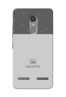Lenovo Vibe K6 Power love design with heart Design Design