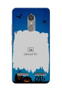 Lenovo Vibe K6 Power halloween design Design Design