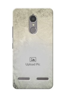 Lenovo Vibe K6 Power vintage backdrop Design Design