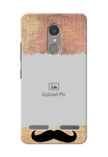 Lenovo Vibe K6 Power modern cloth texture Design Design
