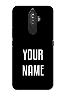 Lenovo K8 Note Your Name on Phone Case