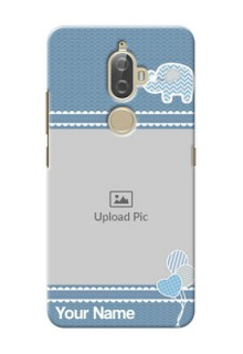 Lenovo K8 Plus kids design icons with  simple pattern Design Design