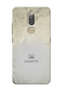 Lenovo K8 Plus vintage backdrop Design