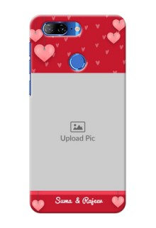 Lenovo K9 Mobile Back Covers: Valentines Day Design