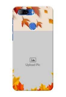Lenovo K9 Mobile Phone Cases: Autumn Maple Leaves Design