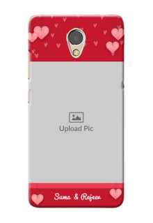 Lenovo P2 Mobile Back Covers: Valentines Day Design