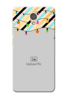 Lenovo P2 Personalized Mobile Covers: Lights Hanging Design