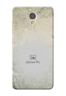Lenovo P2 custom mobile back covers with vintage design
