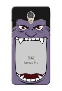 Lenovo P2 Personalised Phone Covers: Angry Monster Design