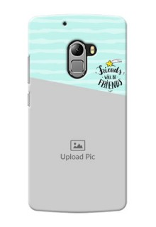 Lenovo Vibe K4 Note 2 image holder with friends icon Design