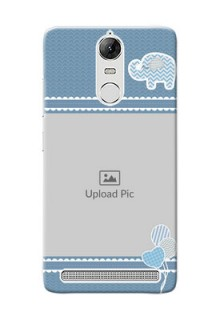 Lenovo Vibe K5 Note Pro kids design icons with  simple pattern Design Design