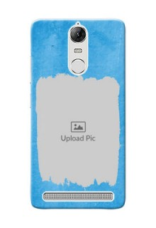 Lenovo Vibe K5 Note Pro watercolour design with vintage floral Design