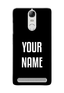Lenovo Vibe K5 Note Pro Your Name on Phone Case