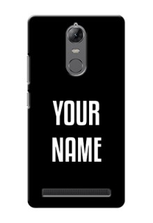 Lenovo Vibe K5 Note Your Name on Phone Case