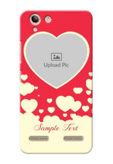 Lenovo Vibe K5 Plus Love Symbols Mobile Case Design