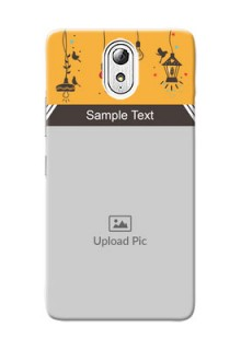 Lenovo Vibe P1 M my family design with hanging icons Design Design