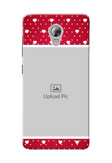 Lenovo Vibe P1 Beautiful Hearts Mobile Case Design